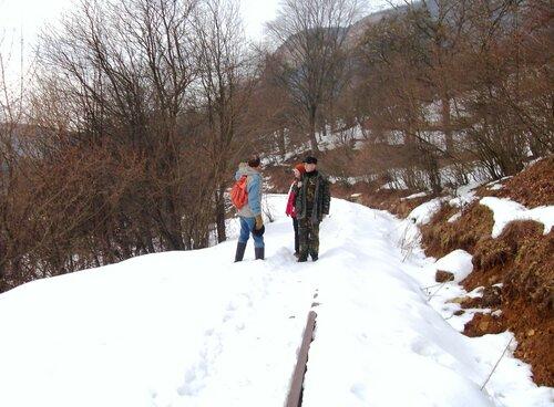Встреча туристическая, зимняя ... SDC18665.JPG