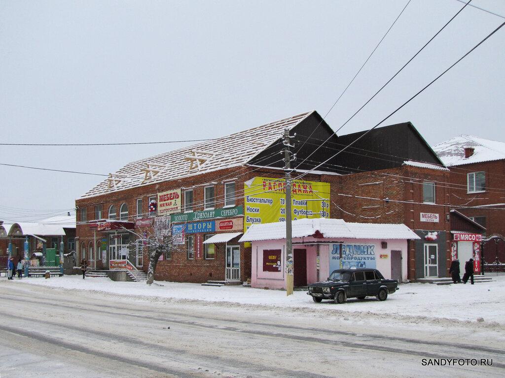 Восстановление крыши после пожара в магазине