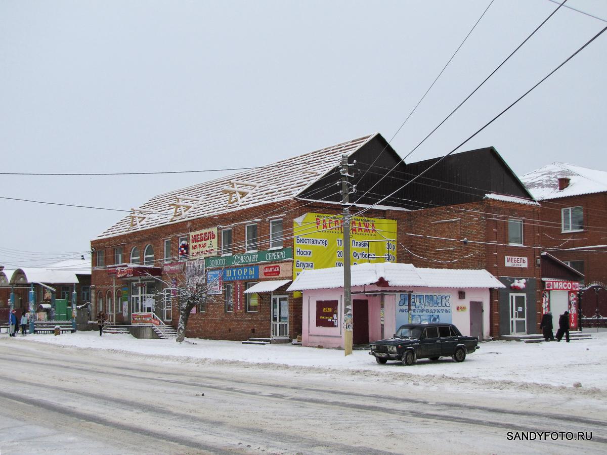 Восстановление крыши после пожара в магазине Светлана