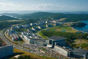 Минэкономразвития предложило закрыть особую экономическую зону на острове Русский во Владивостоке
