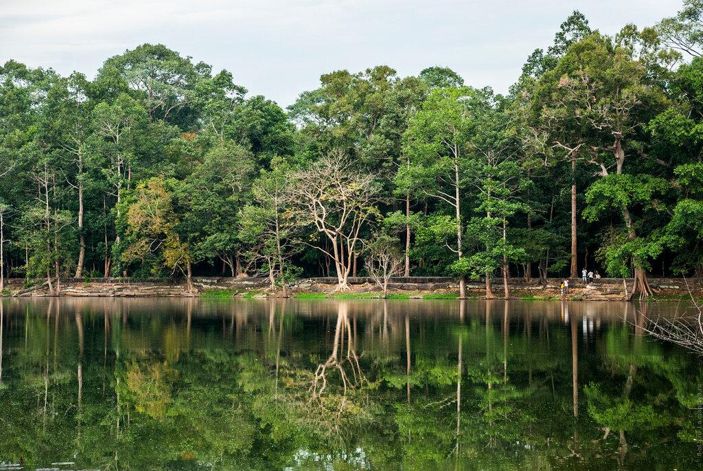 Камбоджа. Храмовый комплекс Ангкор