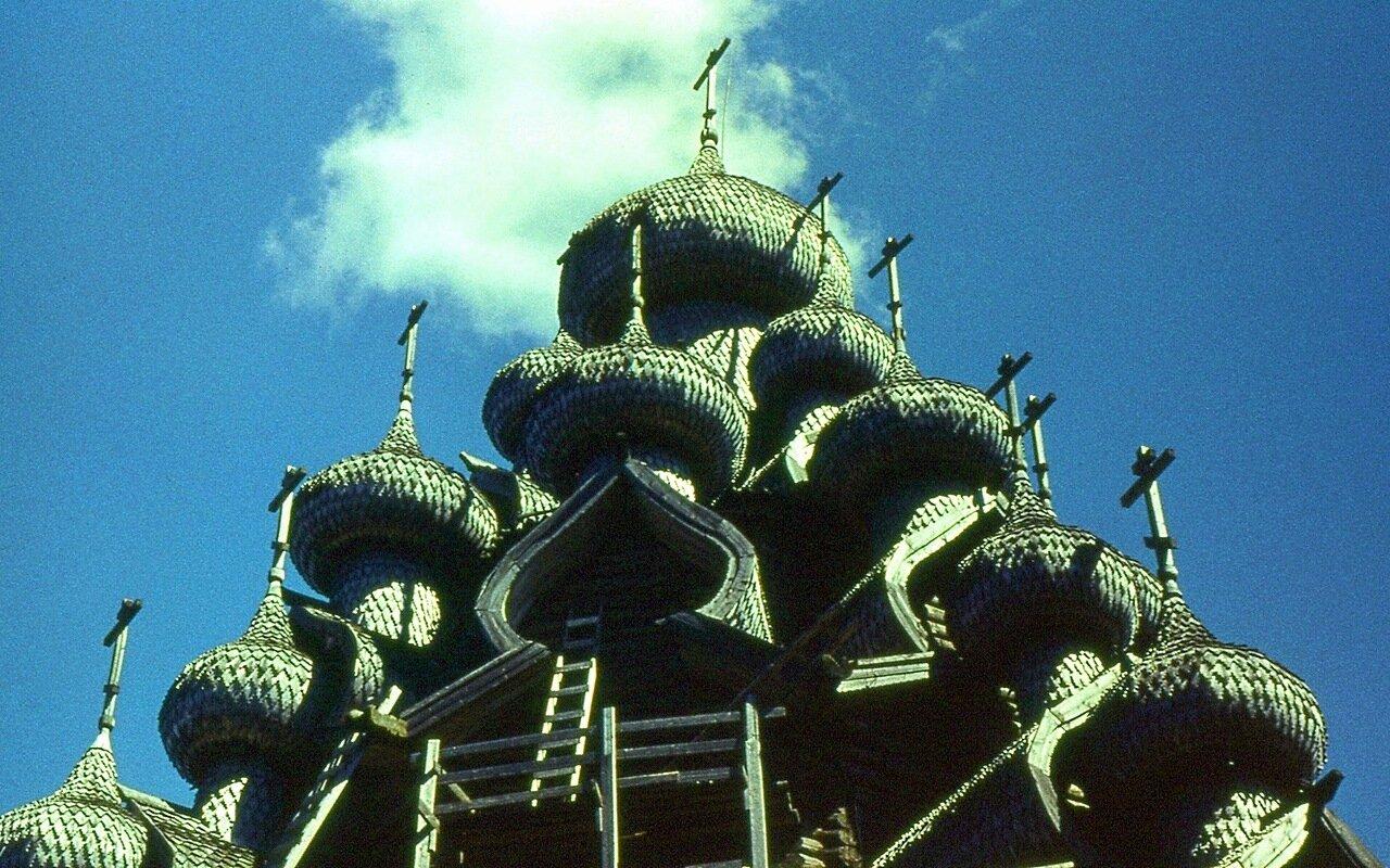11. Резные купола