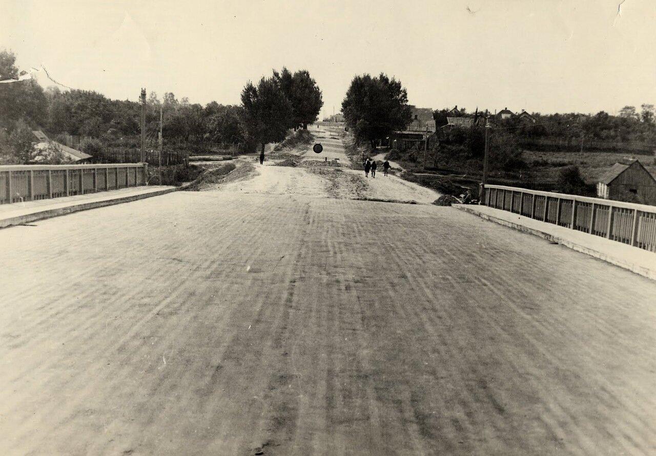 Дамба ул Ленина (1943)
