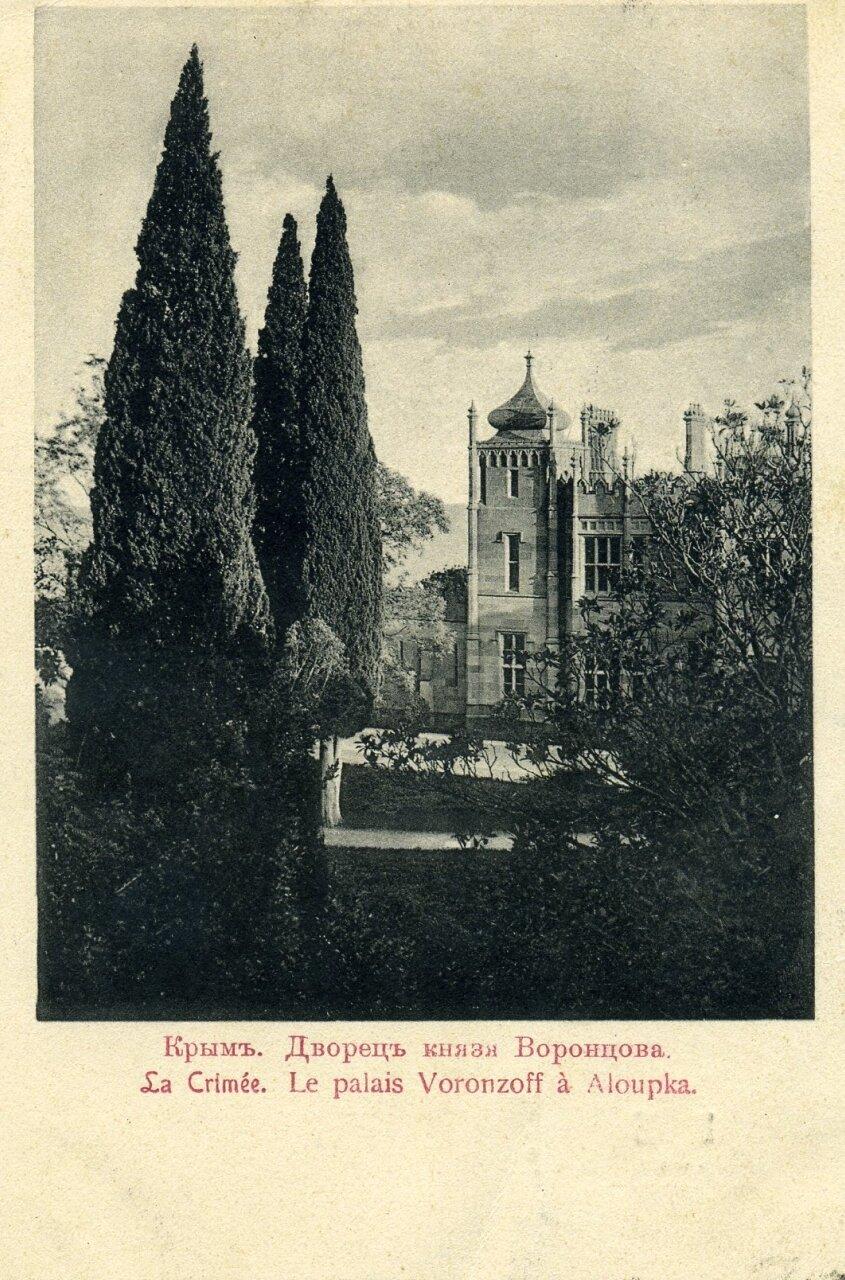Дворец графа М.С.Воронцова