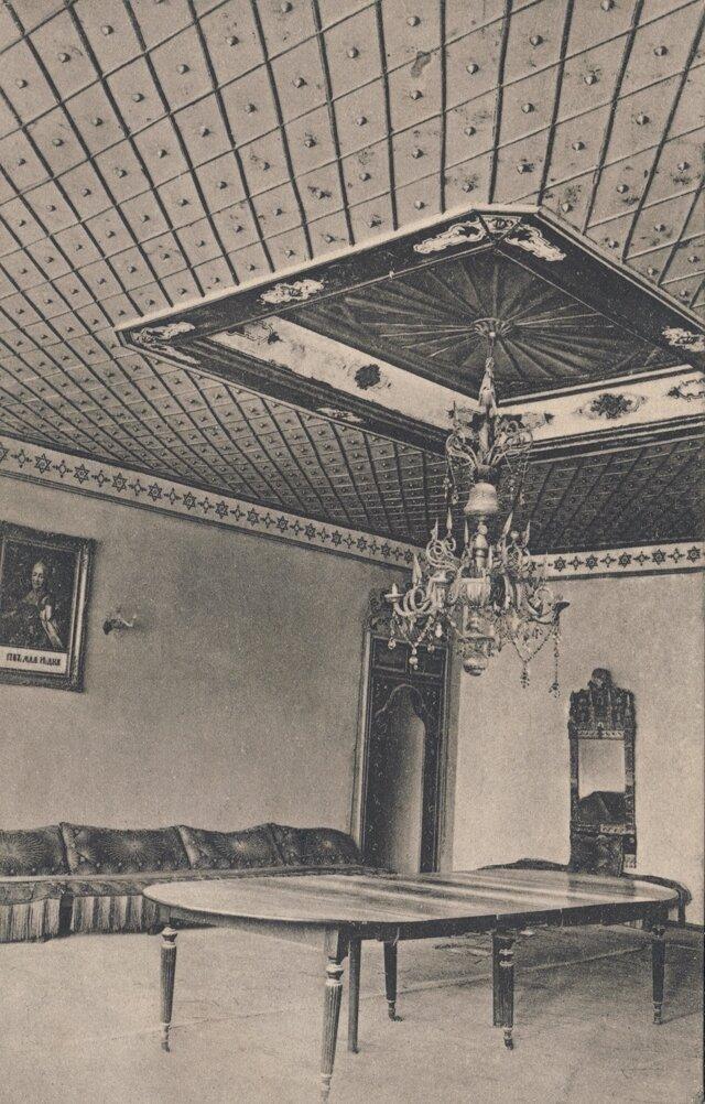 Дворец. Приемная комната Екатерины