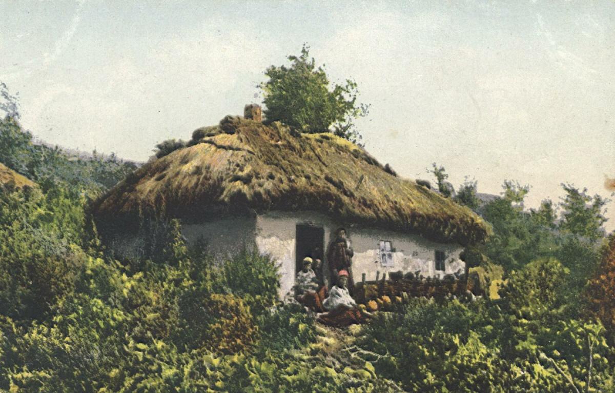 Пейзаж Украины