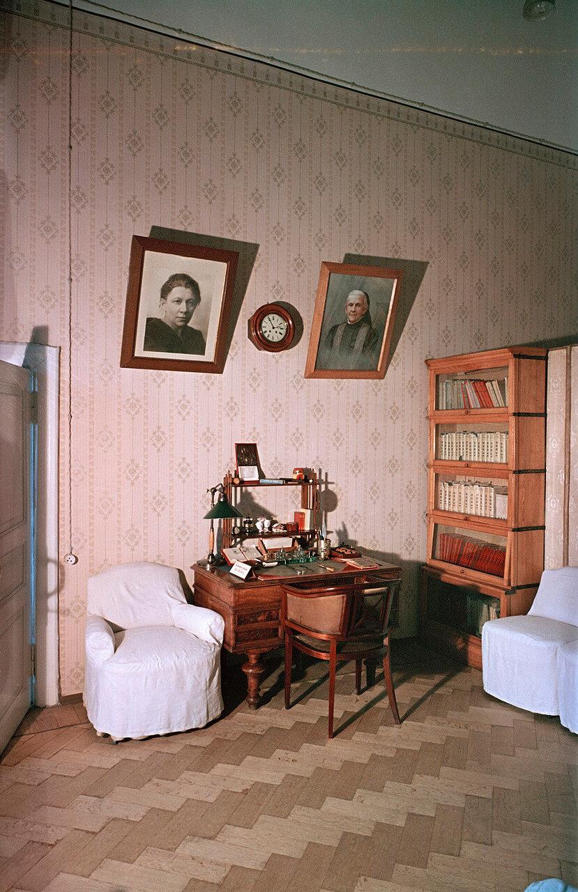 Комната Н.К. Крупской