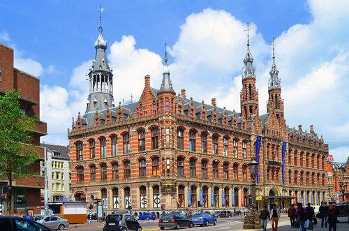 Архитектура Амстердама