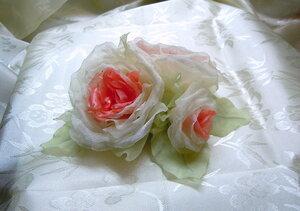 Цветы в мягкой технике 0_7a2d0_558d7a9e_M