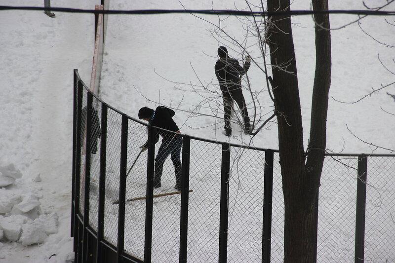 Битва за лед