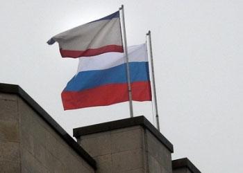 Вооружённые активисты штурмом взяли здание Верховной Рады Крыма