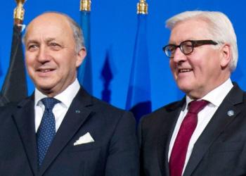 Министры иностранных дел Франции и Германии посетят Кишинёв