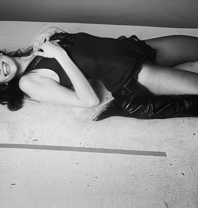 Celebrity Portraits by Norman Seeff