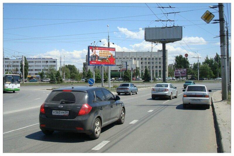 В Волгограде Дзержинский район засияет светодиодными огнями