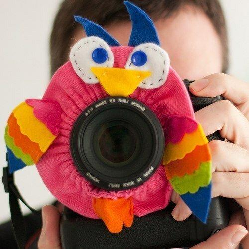 Креативные фотообъективы