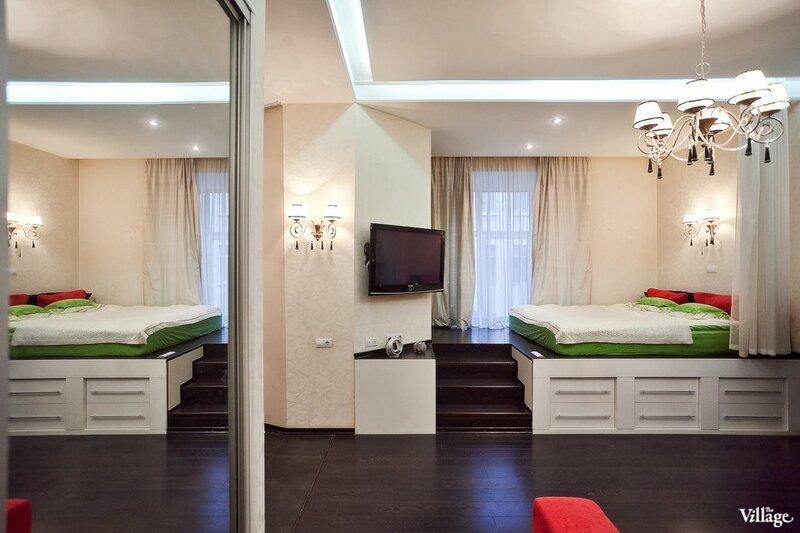 Как сделать дизайн однокомнатной квартиры