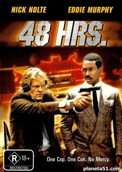 48 часов / 48 Hrs. (1982/DVDRip)