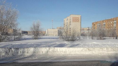 Фотография Инты №6439  Мира 51 (школа №10), Куратова 54 и 50 12.02.2014_12:46