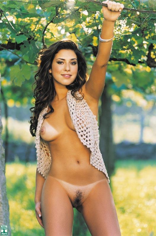 Фото голые актрисы из бразильская всё