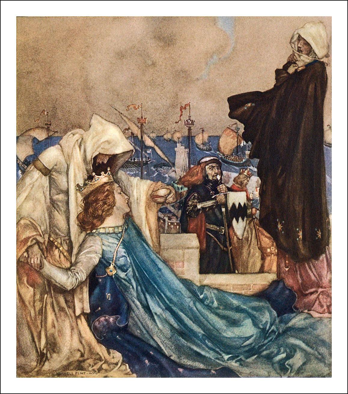 Thomas Malory's 'Le Morte Darthur'