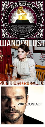 Рецензии на релизы 2014 Grammy Nominees / Sophie Ellis-Bextor / ATB