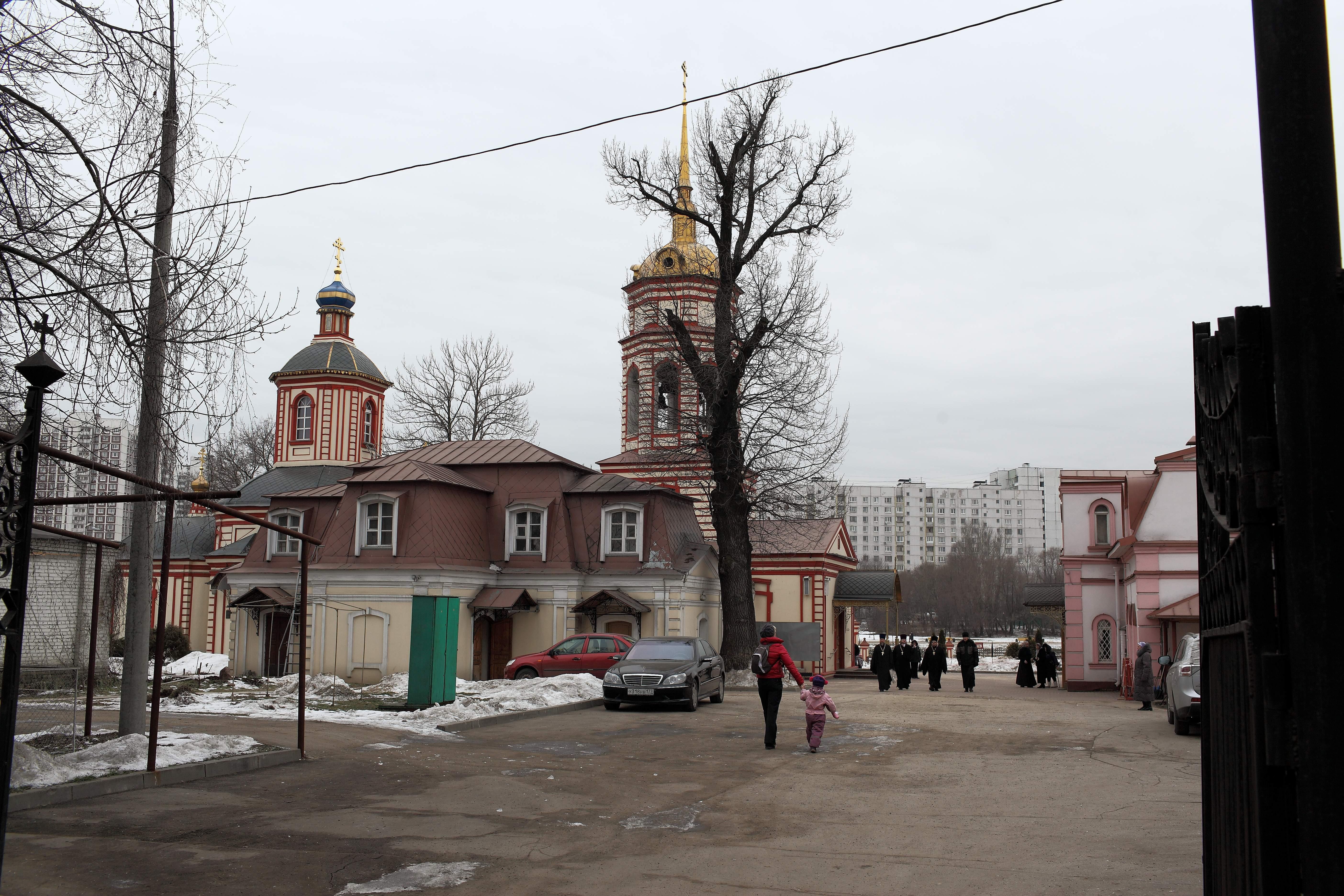собрание духовенства Северо-Восточного викариатства. 2014