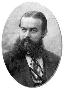 И.Ю. Соберг после отъезда из России. Таллин. 1920-е гг.