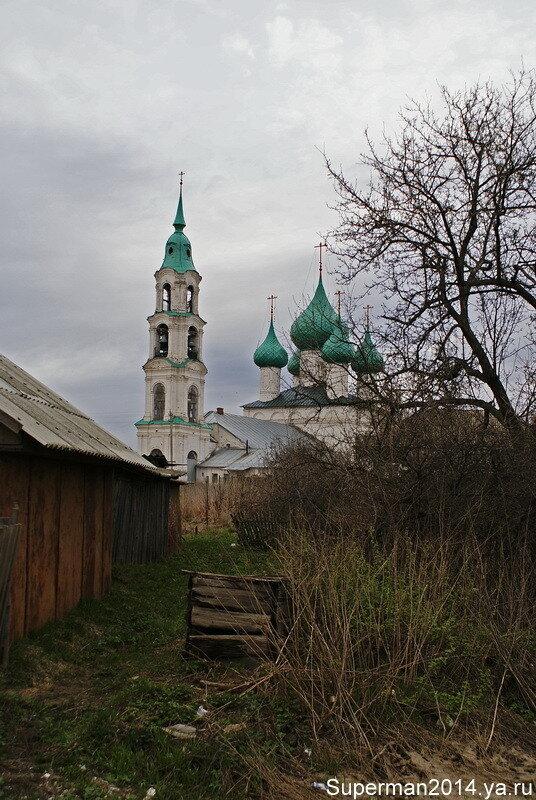 село Левашово