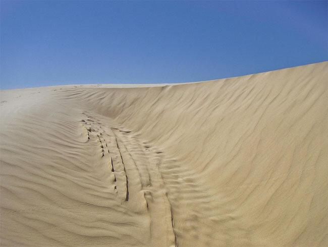 Песок Джемете