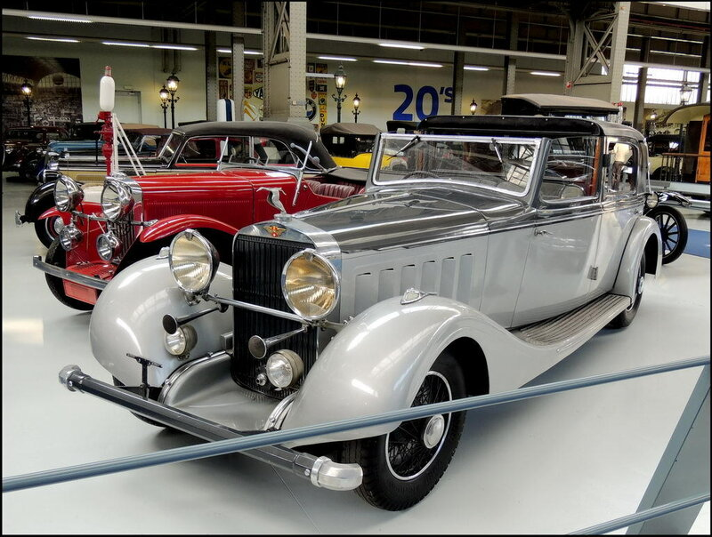 Autoworld 8142 Hispano-Suiza