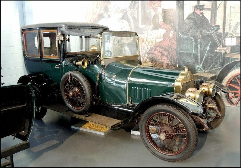 Autoworld 8392 Minerva Type KK 1914