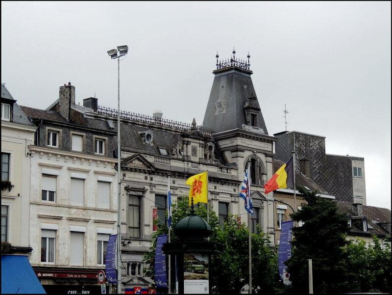 Arlon 8493 Place Léopold