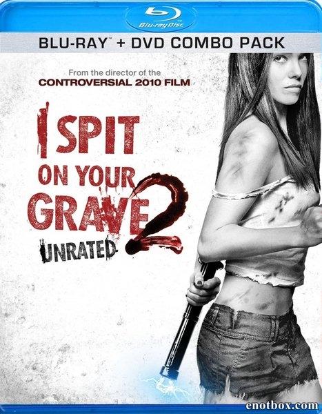 Я плюю на ваши могилы 2 / I Spit On Your Grave 2 [UNRATED] (2013/BDRip/HDRip)