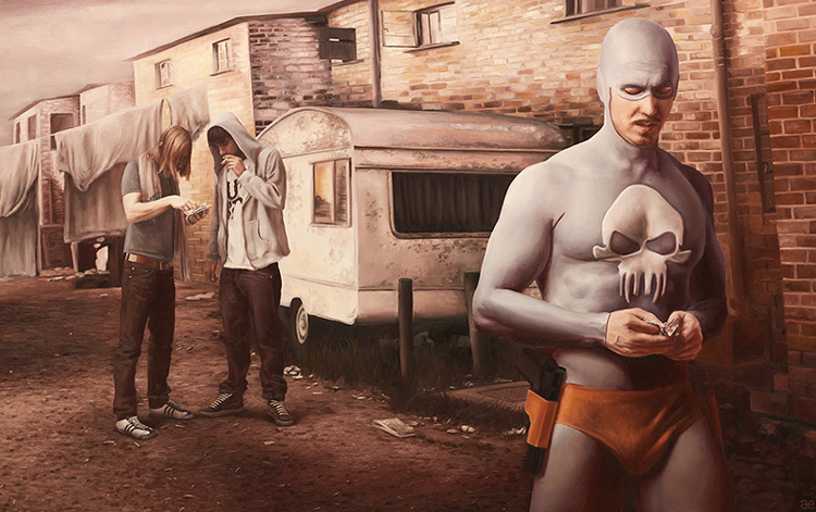 Not-So-Perfect Super Hero Revisited - Andreas Englund