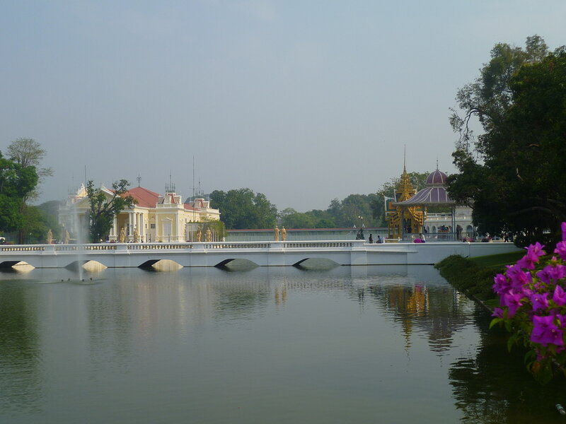 Дворец Банг Па-ин в Таиланде (Palace Bang Pa-in in Thailand)