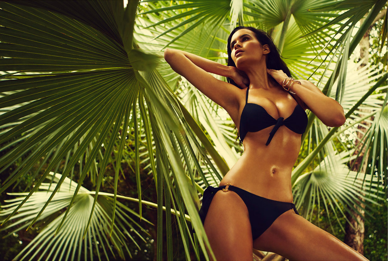 Красивейшие девушки Бразилии / ana beatriz poswolski / 12 Natural Wonders - Brazil