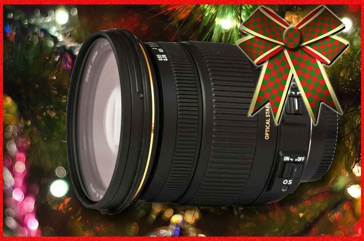 Обзор Sigma 17-50mm