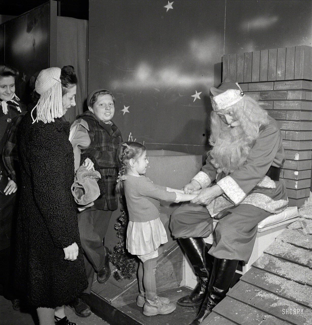 1941. На встречу с Санта-Клаусом