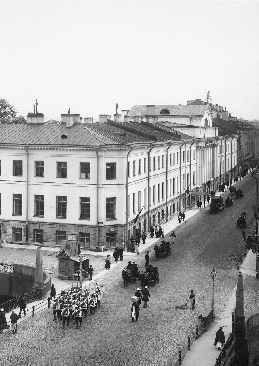 Здание училища глухонемых (начало XX века)
