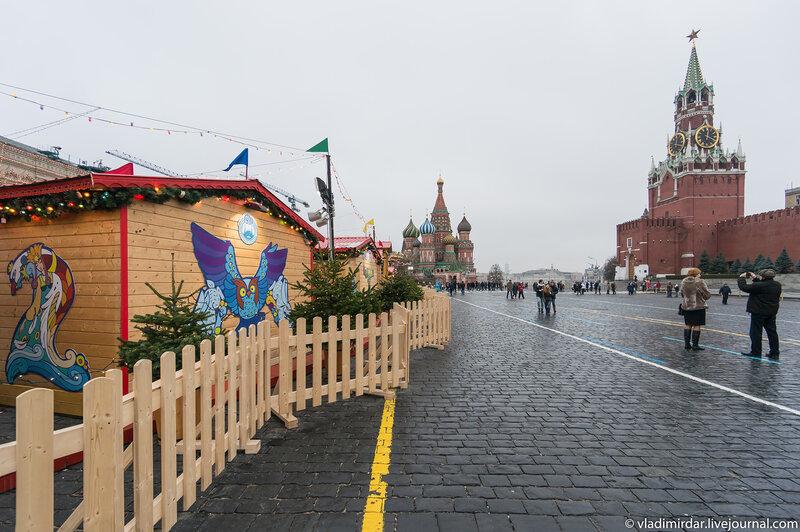 28 декабря 2013 года - Красная площадь