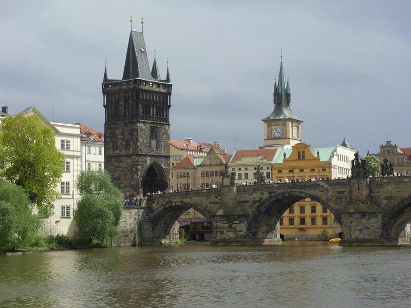 Башни Праги