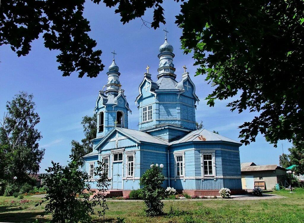 Терновое. Церковь Михаила Архангела.
