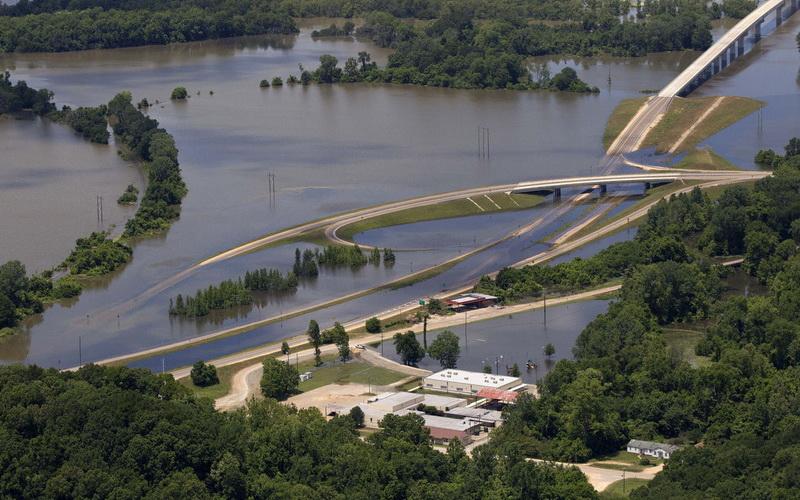 Паводок на Миссисипи