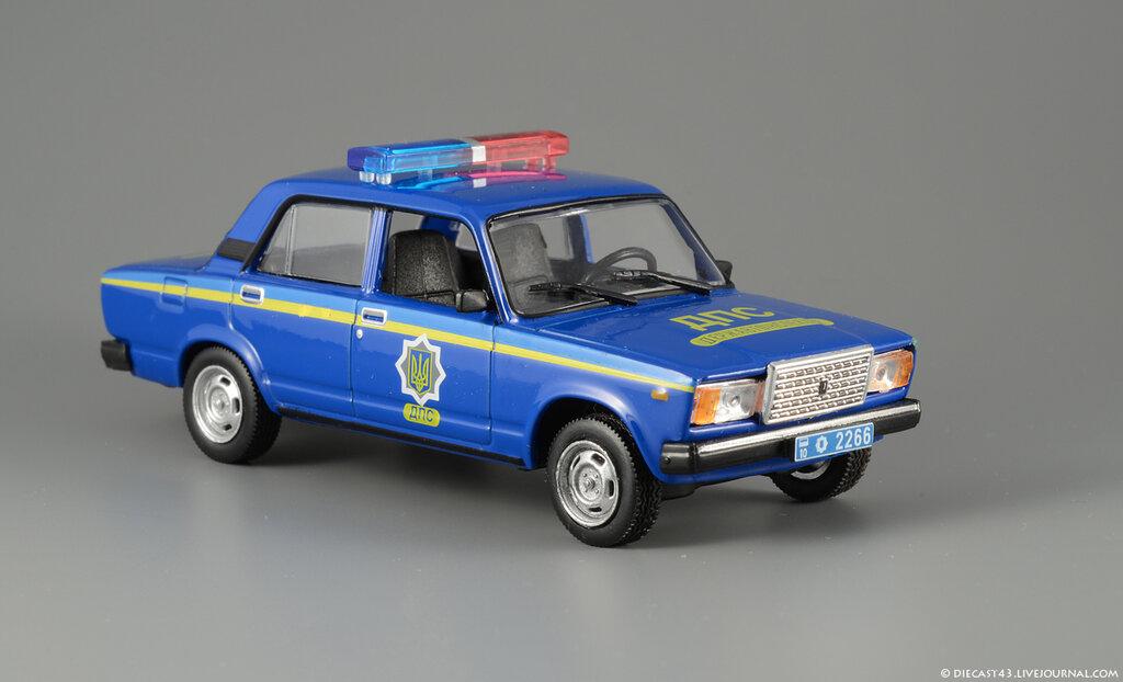 машин милиции