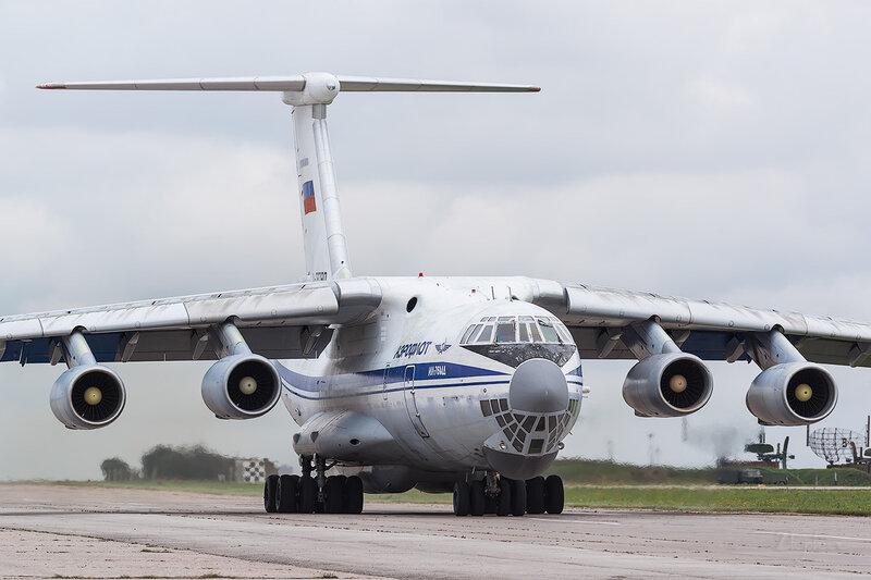 Ильюшин Ил-76МД (RF-78790) ВВС России D802419