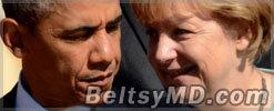 США и Германия готовы прекратить взаимный шпионаж