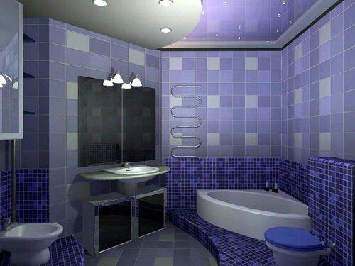 Ремонт в ванной своими силами
