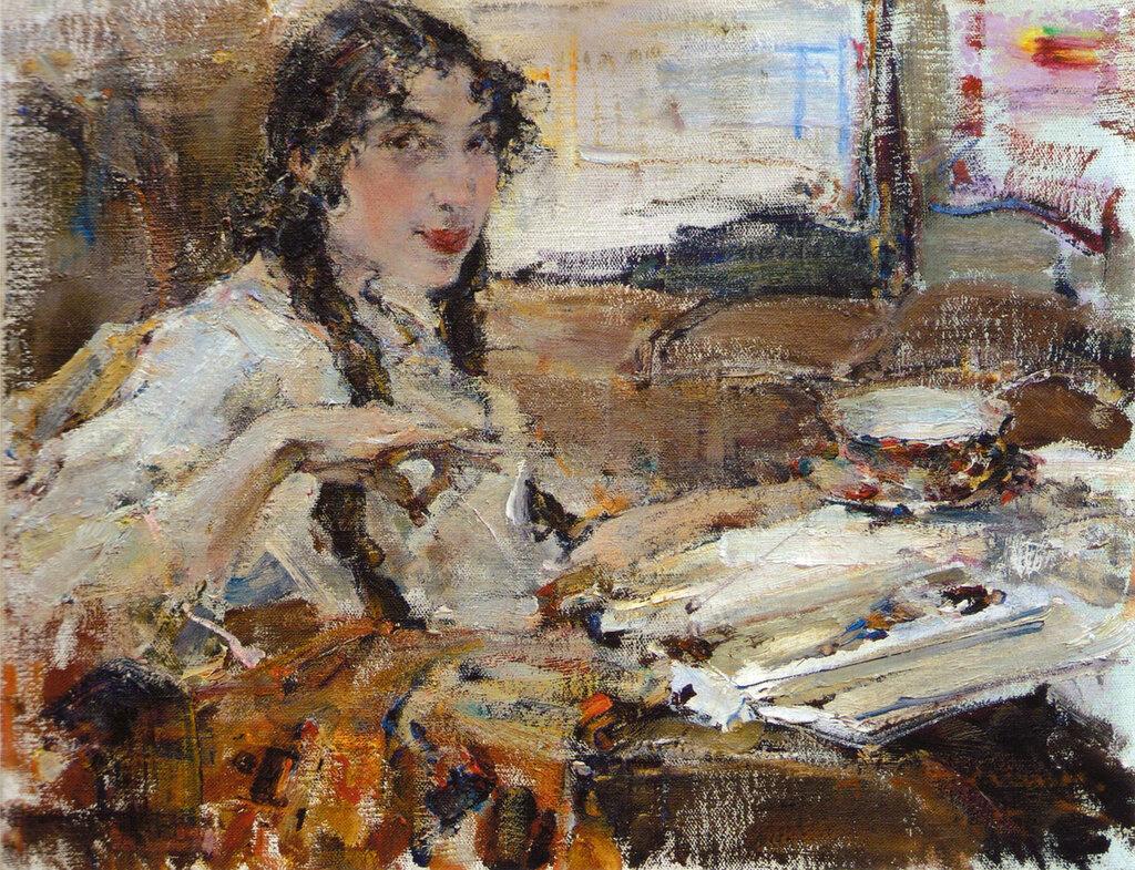 Портрет Т.А.Поповой (1917).jpg