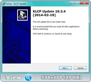 K-Lite Codec Pack Update 10.3.4 [En]