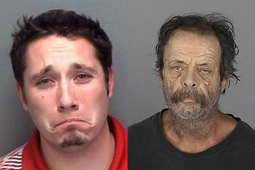 Смешные фотографии уголовников в полицейских участках 0 141b8b f9a88cef orig